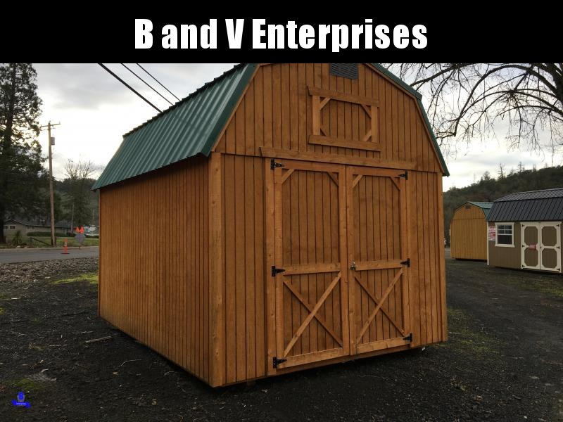 2018 Old Hickory WLBX 10X14 LOFTED BARN SHED #T3657