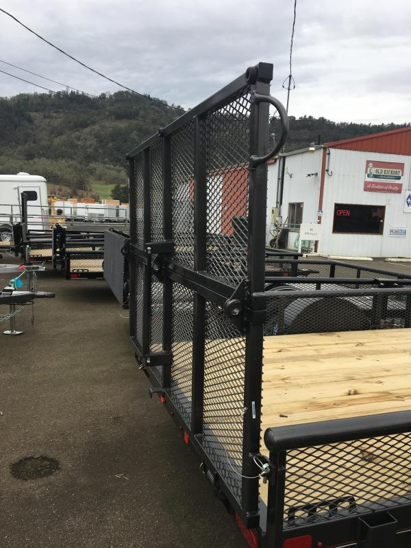 2020 Diamond C Trailers PSA135 12 X 77 3K ATV PACKAGE Utility Trailer #L1222146