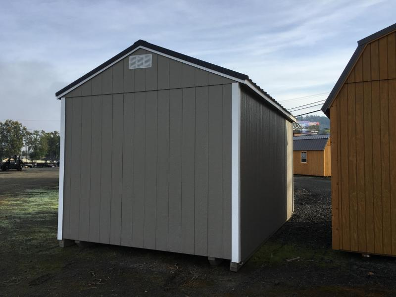 2019 Old Hickory 10X16 WAST ANIMAL SHELTER HORSE STALL TACK ROOM SHED #T4958