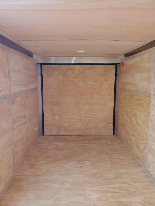 2020 Continental Cargo VHW716TA2 7x14 Enclosed Cargo Trailer #LF719400