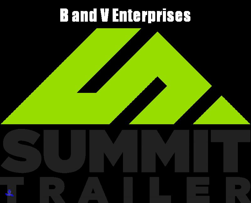 2020 Summit AU5080SA-SR ALPINE 5X8 Utility Trailer #L1005675