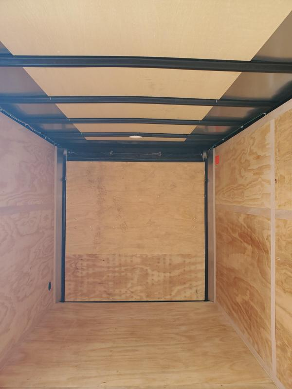 2020 Continental Cargo VHW716TA2 7x14 Enclosed Cargo Trailer #LF719399
