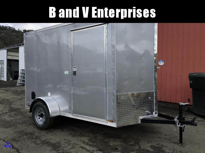 2021 Continental Cargo VHW610SA 6X10 Enclosed Cargo Trailer