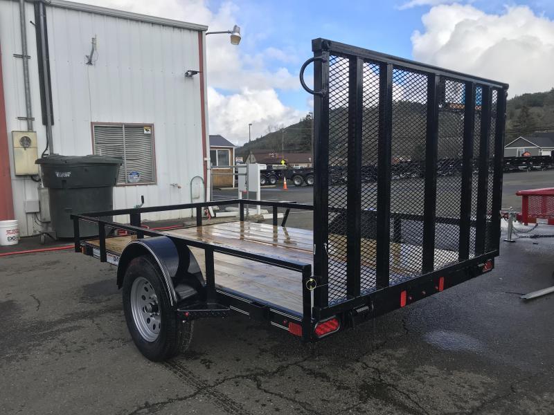 2019 Diamond C Trailers GSA 77x10 Utility Trailer K1211046
