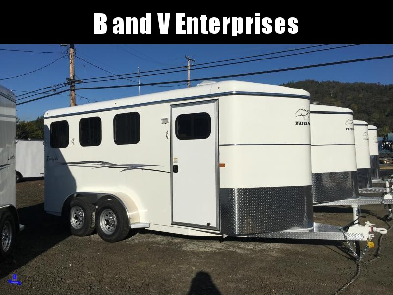 2020 Thuro-Bilt 3H Renegade Horse Trailer