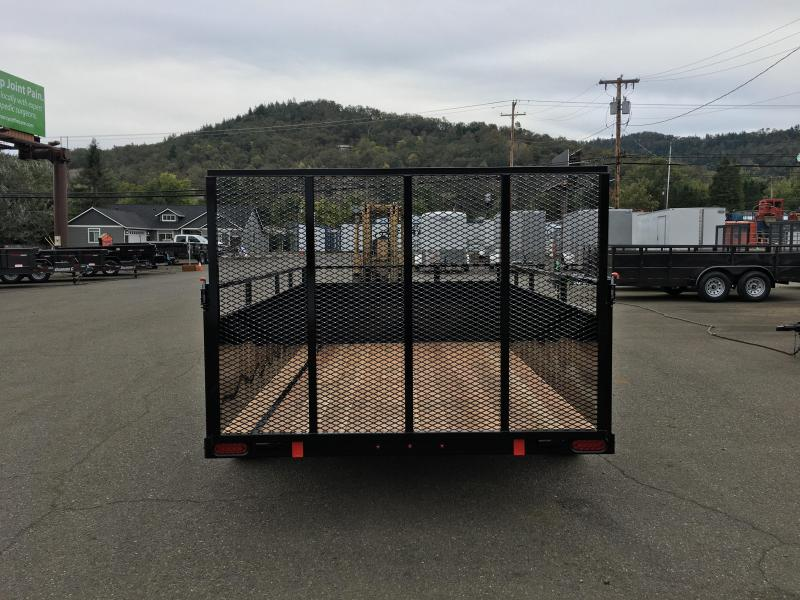 2020 SUMMIT ALPINE AU610SA 6X10 BOX UTILITY TRAILER #L1005401