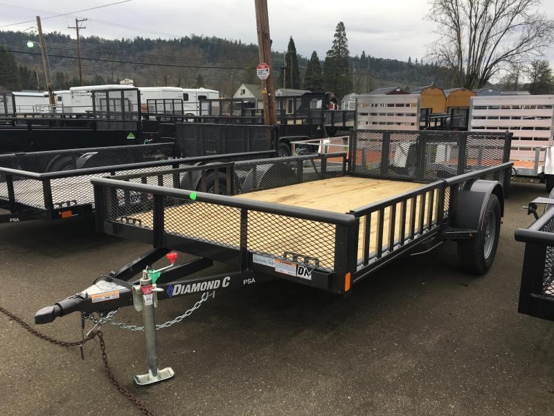 2020 Diamond C Trailers PSA135 12 X 77 3K ATV PACKAGE Utility Trailer #L1222145