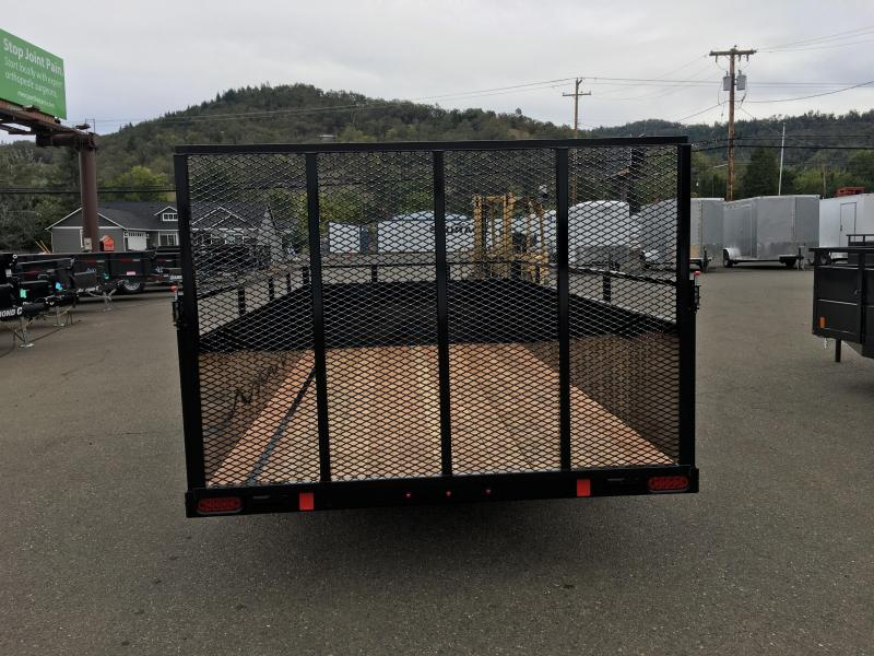 2020 SUMMIT ALPINE AU612SA 6X12 BOX UTILITY TRAILER #L1005403