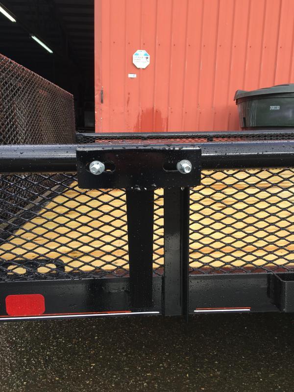 2020 Diamond C GTU235 16X83 Flatbed Toy ATV PACKAGE Car Utility Trailer #L1222272