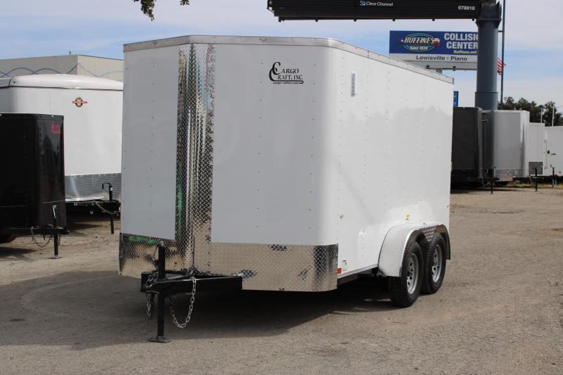 2020 Cargo Craft EV7142 Enclosed Cargo Trailer