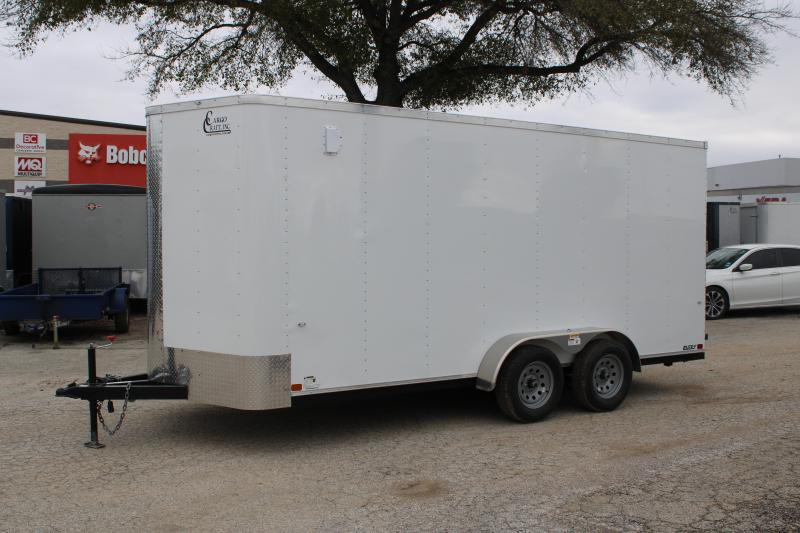 2020 Cargo Craft EV-7182 Enclosed Cargo Trailer