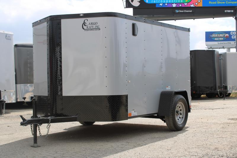 2020 Cargo Craft EV-6101 Enclosed Cargo Trailer