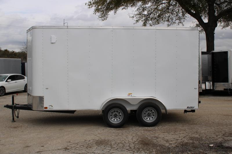2020 Cargo Craft EV7162 Enclosed Cargo Trailer