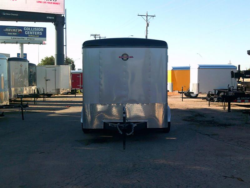 2019 Carry-On 7X14CGR Enclosed Cargo Trailer