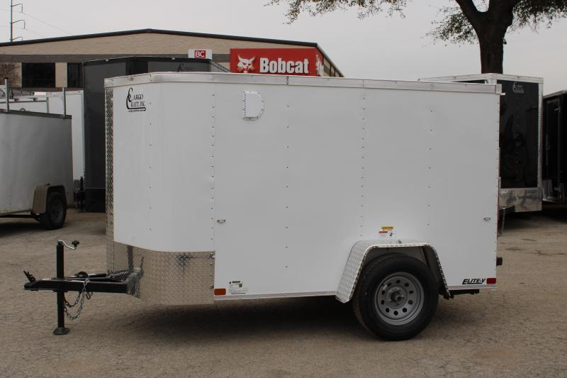 2020 Cargo Craft EV5101 Enclosed Cargo Trailer
