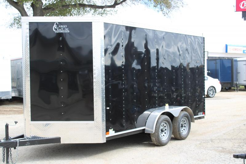 2020 Cargo Craft Vector-7172 Enclosed Cargo Trailer