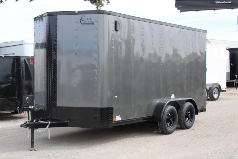 2020 Cargo Craft EV-7162 Enclosed Cargo Trailer