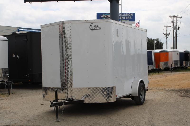 2020 Cargo Craft EV7121 Enclosed Cargo Trailer