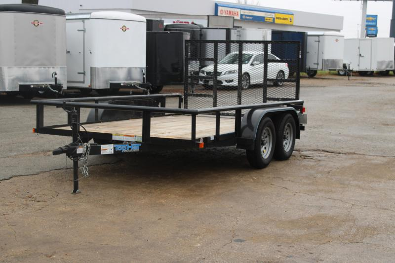 2019 Top Hat Trailers MP12X83-7E-R Utility Trailer