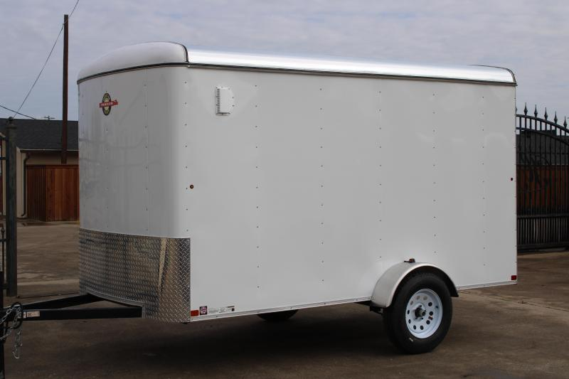 2020 Carry-On 6X12CGR Enclosed Cargo Trailer
