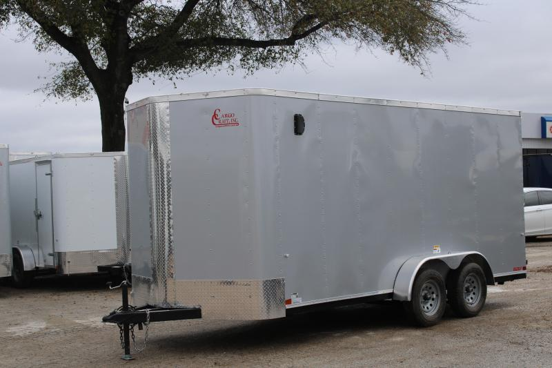 2020 Cargo Craft EV7182 Enclosed Cargo Trailer
