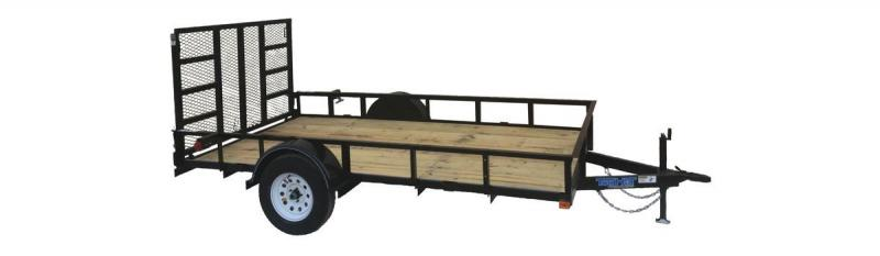 2020 Top Hat 10X77 Utility Trailer