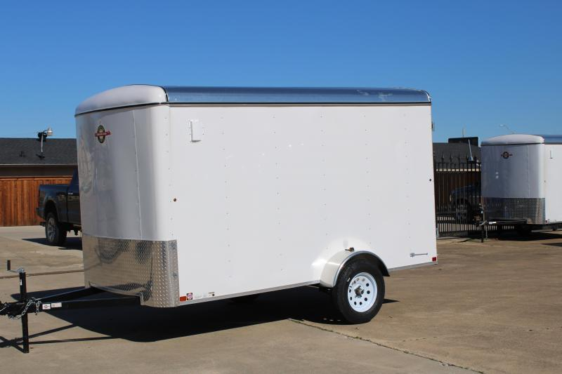 2020 Carry-On 6X12CG Enclosed Cargo Trailer