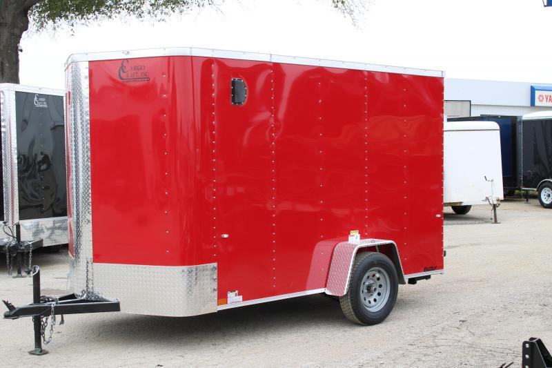 2020 Cargo Craft EV6121 Enclosed Cargo Trailer