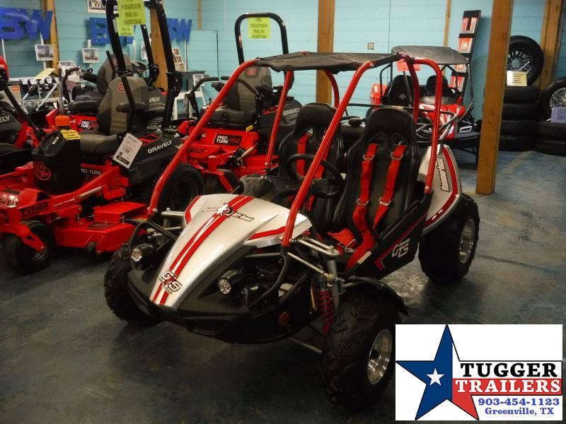 2020 Hammerhead Off Road Platinum GTS 150 Go Cart
