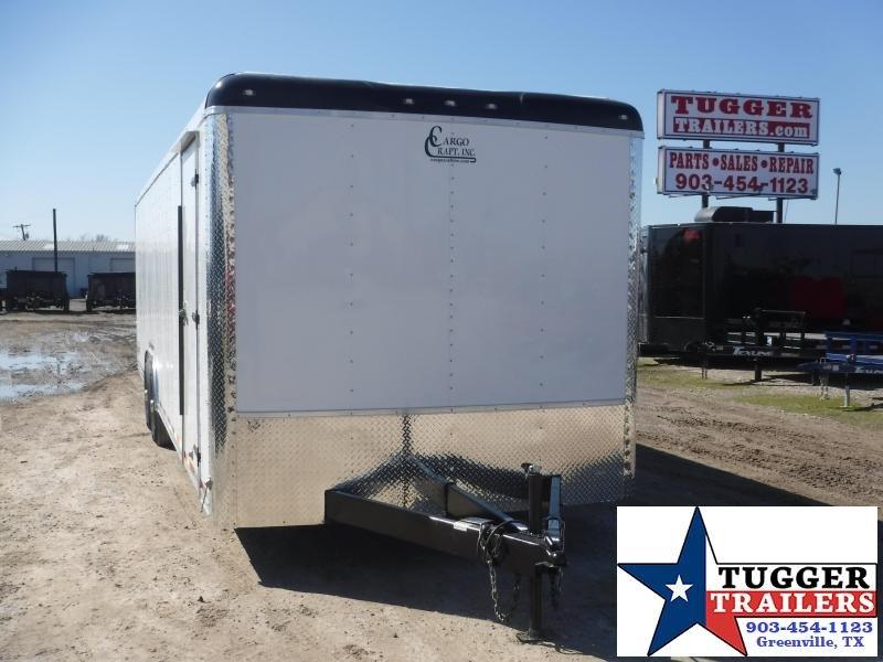 2020 Cargo Craft 8.5x28 28ft Auto Mobile Classic Enclosed Cargo Car / Racing Trailer