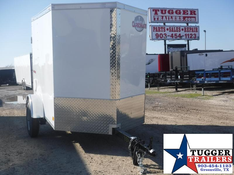 "2020 Cargo Mate 4'X6"" Enclosed Cargo Trailer"