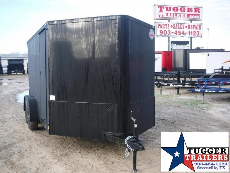 "2020 Cargo Mate 7'x14"" Blazer Enclosed Cargo Trailer"
