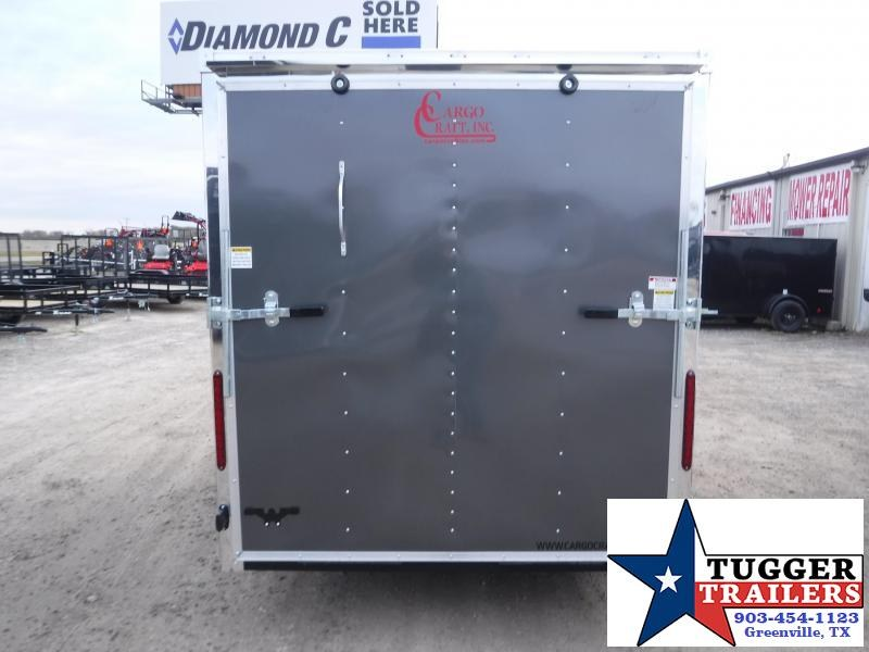 2020 Cargo Craft EV-6121 Enclosed Cargo Trailer