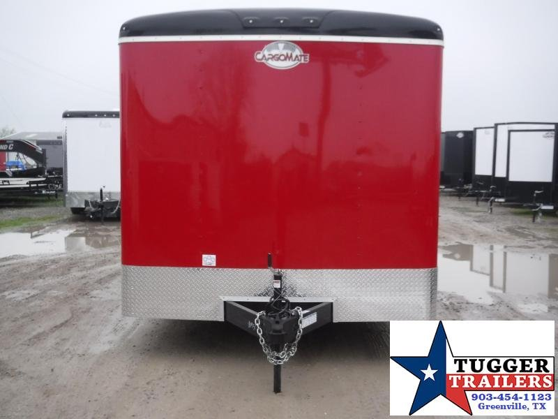 2019 Cargo Mate 8.5x16 16ft Street Food BBQ Taco Shaved Ice Cargo Vending / Concession Trailer