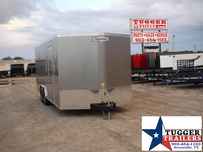 2020 Haulmax 8.5x20 Transport Enclosed Cargo Trailer