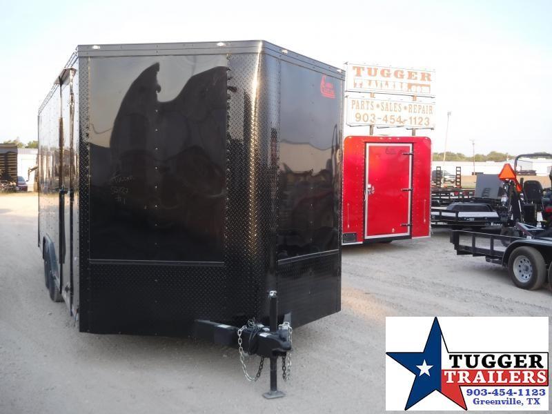 2019 Cargo Craft 8.5x23 23ft Auto Mobile Enclosed Cargo Car / Racing Trailer