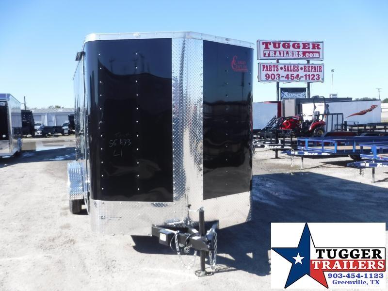 2020 Cargo Craft 7x16 Ramp Enclosed Cargo Trailer