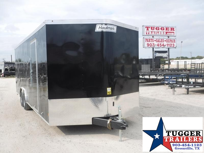 2020 Haulmark 8.5x24 24ft Ramp Cargo Enclosed Auto Mobie Car / Racing Trailer