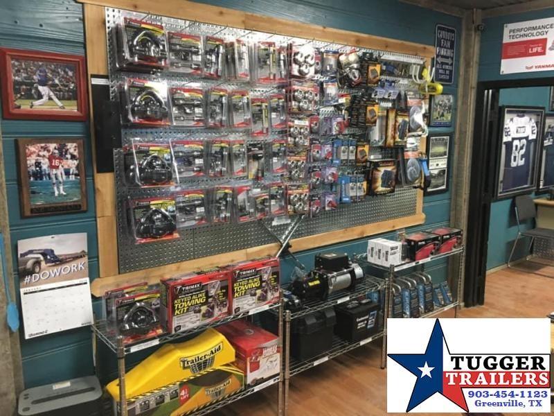 2019 Cargo Mate 8.5x16 16ft Texas Flag Vending / Concession Trailer