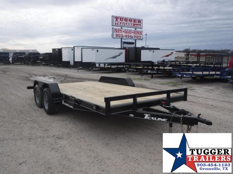 "2020 TexLine 83""X16' Utility Car Hauler Trailer"