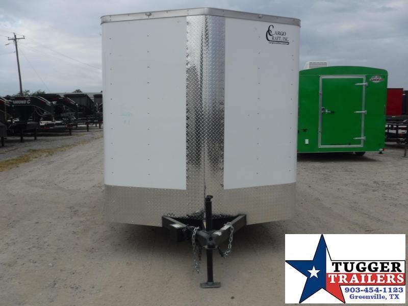 2020 Cargo Craft 7x14 14ft Ramp Enclosed Cargo Trailer