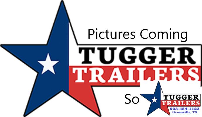 2020 Cargo Craft 6x12 12ft Elite Texas Flag 2' V-Nose Utility Box Enclosed Cargo Trailer