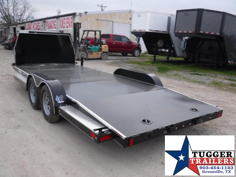 2020 Diamond C Trailers 83x20 20ft CHS Steel Auto Mobile Classic Open Car / Racing Trailer