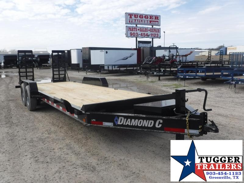 "2020 Diamond C Trailers 82"" X 24"" Flatbed Trailer"