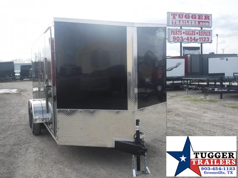 "2020 Cargo Express 7x16 16ft 30"" Screwless Utility Enclosed Cargo Trailer"