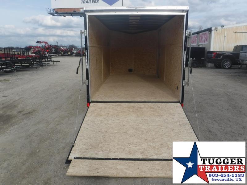 "2020 Cargo Express 7x16 16ft 30"" Screwless Utility Enclosed Cargo Trailer"