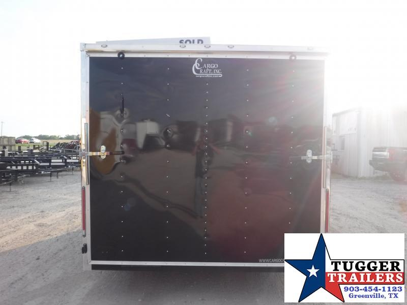 2019 Cargo Craft 8.5x16 16ft Ramp Enclosed Cargo Trailer