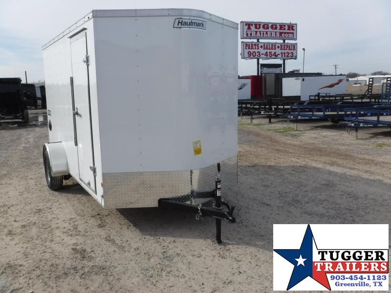 2020 Haulmark 6x12 12ft Passport Ramp Enclosed Cargo Trailer