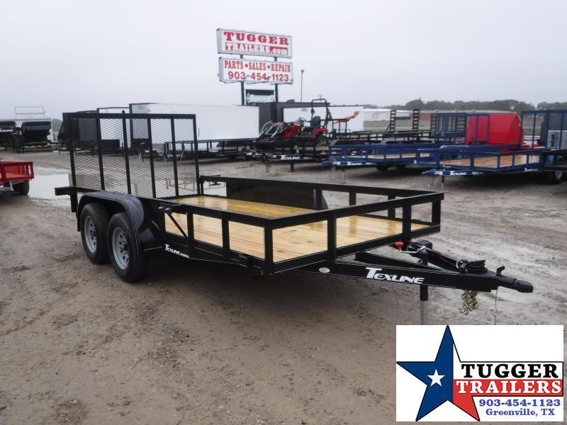 2020 TexLine 77x14 Utility Trailer