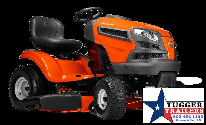 2020 Husqvarna YTH22V46 Riding Lawn Mower